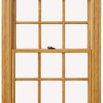 Example of a divided light window to help you estimate your Austin window cleaning