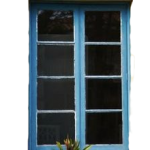 Example of a casement window to help you estimate your Austin window cleaning